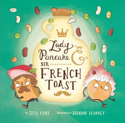 "A thoroughly delicious picture book about the funniest ""food fight"" ever! Lady Pancake and Sir French Toast have a beautiful friendship-until they discover that there's only one drop of maple syrup left. Off they go, racing past the Orange Juice Fountain, skiing through Sauerkraut Peak, and reeling down the linguini. But who will enjoy the sweet taste of victory? And could working together be better than tearing each other apart? The action-packed rhyme makes for an adrenaline-filled…"