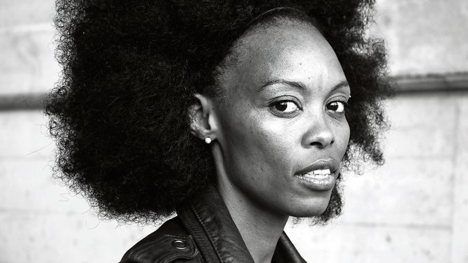 Kagiso Lesego Molope: 'The prize gave me a chance to become the kind of artist I aim to be'.