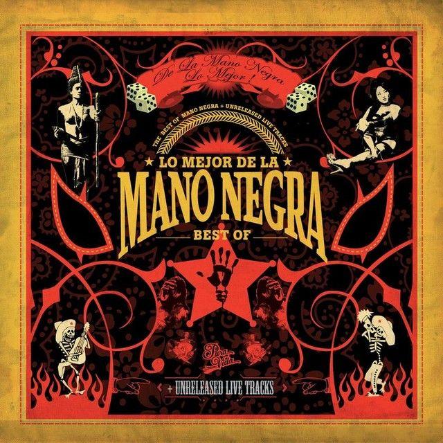 """""""Mala Vida"""" by Mano Negra was added to my Descubrimiento semanal playlist on Spotify"""