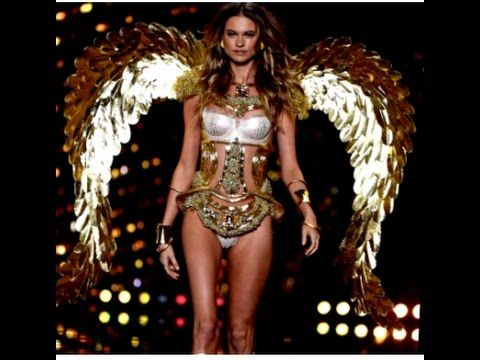 One Victoria's Secret Angel won't be joining her pals on the runway in Paris for this year's iconic lingerie show -- Behati Prinsloo.  The 27-year-old Namibian model has appeared in the fashion show nine times since 2007 but she's staying home this year having just given birth to her daughter Dusty Rose in September.  WATCH: Adam Levine Shares Adorable Family Beach Photo With Daughter Dusty Rose: 'Everything I Need is Right Here'  Prinsloo who is one of just three Angels to have opened the…
