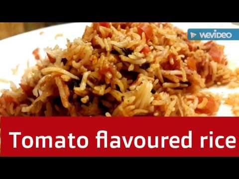 OPOS Tomato Pulao - YouTube