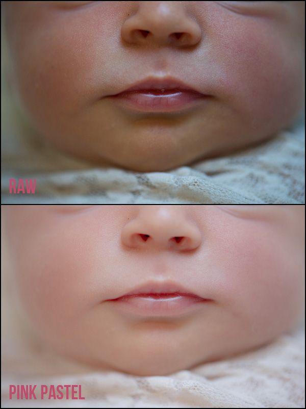 Essential Newborn Lightroom Presets Collection