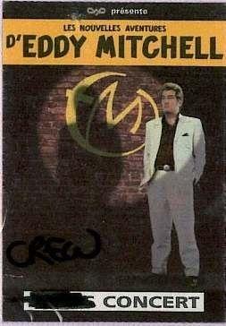 Eddy Mitchell Pass all access