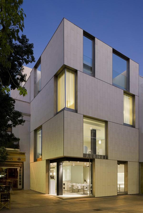 Carlos Ferrater Arquitecto dos Proyectos mismo resultado Genial | Decoration Digest