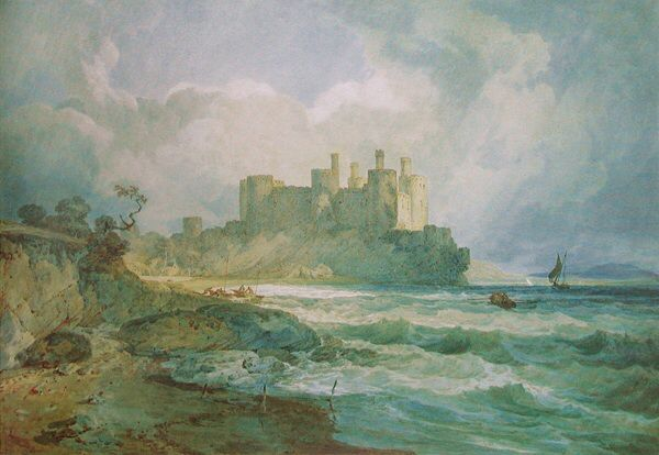 Turner, Conway Castle