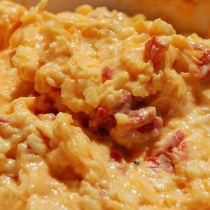 Texas Pimento Cheese Spread