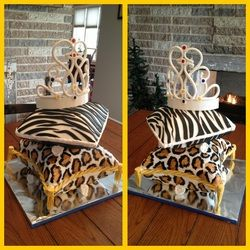 Cake Decorating Course Malta : 327 best animal print cakes & and african themed cakes ...