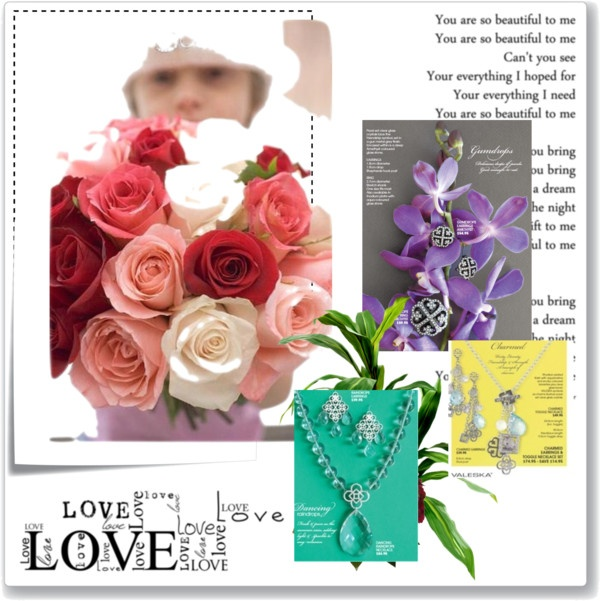 """""""Valentines Gift of Love"""" by mcshanes on Polyvore"""