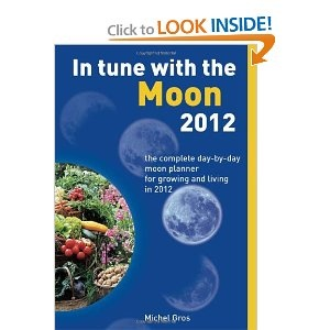 In Tune with the Moon 2012: The Complete Day-by-Day Moon Planner for Growing and Living in 2012: Books Covers, Moon 2012, Day By Day Moon, Moon Planners, Complete Daybyday, Daybyday Moon, 2013 Books, The Moon, Complete Day By Day