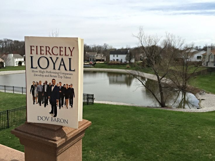 """""""Fiercely Loyal"""" by Dov Baron. You're gonna wanna read it & pass it to someone you care about"""