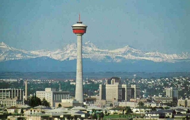 Calgary 60s