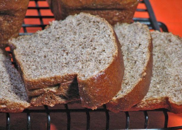 Honey Wheat Black Bread (Like Outback's Bread)