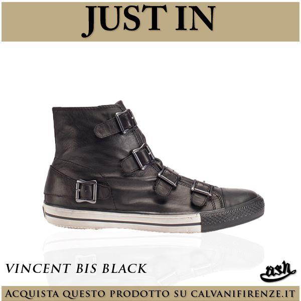 Cerchi una #sneaker comoda e trendy? Non perdere il modello di #Ash Vincent, perfetto per un uomo che vuole vestire #casual e grintoso!