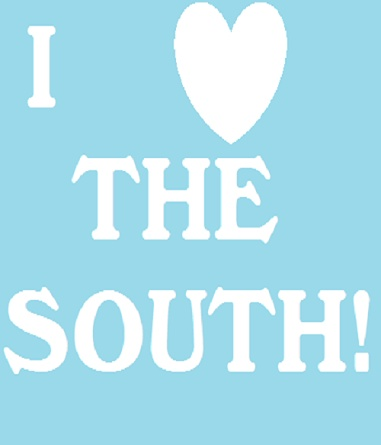 Repin if you love the south! Living & Lovin' The South