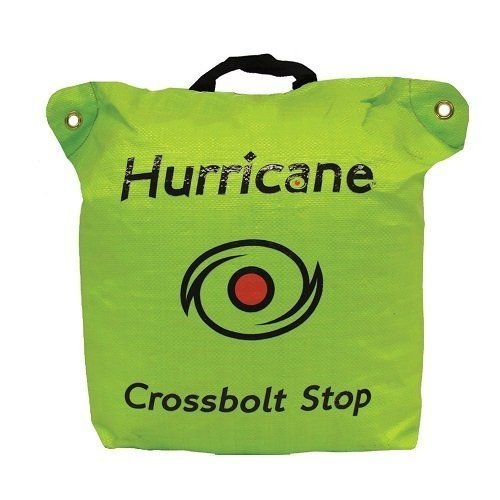 Hurricane Crossbow Discharge Bag Target 12 by FIELD LOGIC - BLOCK. Hurricane Crossbow Discharge Bag Target 12.