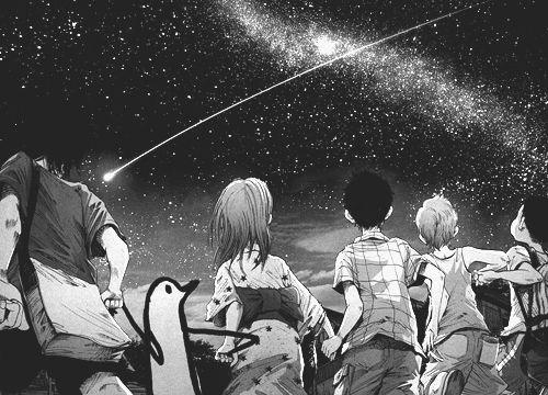 Asano Inio's Good night Punpun. Oyasumi Punpun.