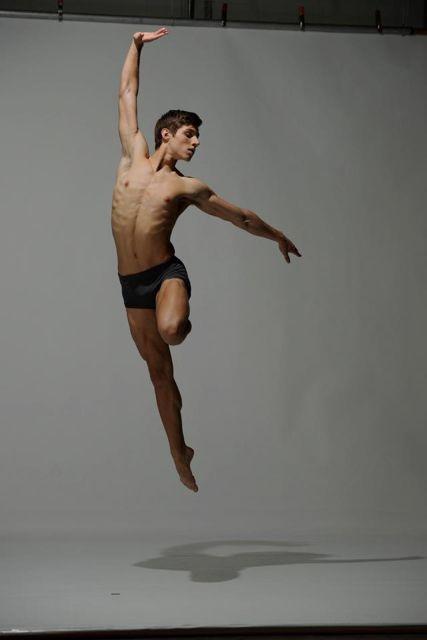 Alexander Burton, Ballet BC