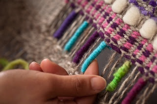 Alter.Nativo Taller de Diseño Textil: Telares-Diseño-Decoración