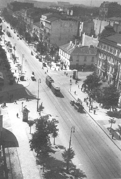 Marszłkowska Street