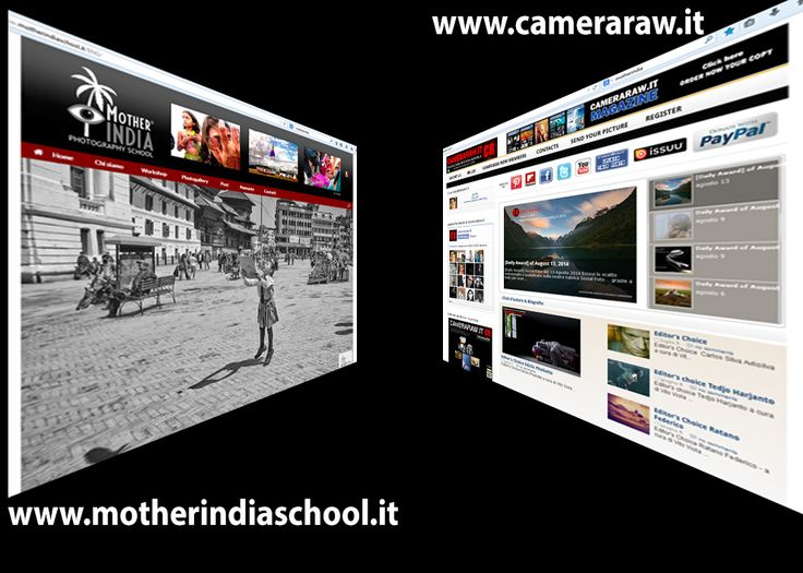 Nasce la collaborazione con MOTHER INDIA PHOTOGRAPY SCHOOL http://www.motherindiaschool.it/ENG/ presto sul nostro sito una rubrica dedicata a cura di Alessandro Giudice Jyoti https://www.facebook.com/AlessandroGiudicePhoto?fref=ts ------------- Born today the collaboration with MOTHER INDIA photograpy SCHOOL http://www.motherindiaschool.it/ENG/ soon on our site a section run by Alessandro Giudice Jyoti
