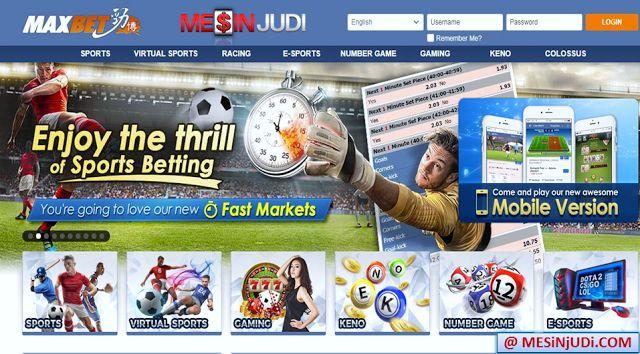 Situs Pasang Taruhan Bola Online