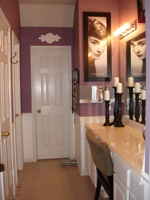 Find This Pin And More On Home Decor Ideas Old Hollywood Master Bedroom Bath