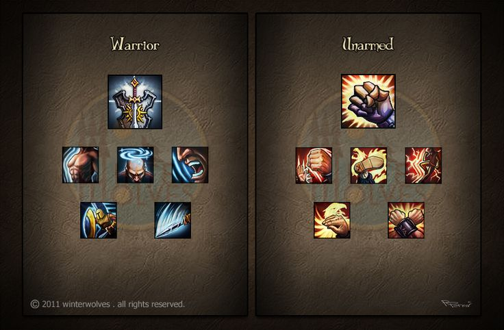 Class_Icons_001 by gafana.deviantart.com on @DeviantArt