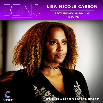 "In Centric's documentary series ""BEING,"" Lisa Nicole Carson shares how she was blacklisted in Hollywood after being diagnosed with bipolar disorder."