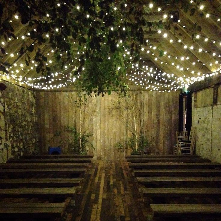 The Stable Room at the Byre at Inchyra – decorated by Myrtle & Bracken florists….