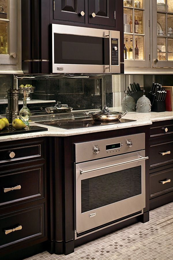GE Monogram cooking suite contemporary