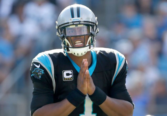 Cam Newton Is Right To Be Pissed