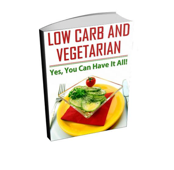 """Diet and Nutrition Ebook """"Low Carb and Vegetarian - Yes, You Can Have It All!""""    Learn to Follow a Vegetarian and Vegan Low-Carb Diet for Weight Loss and Health!     -----------------------------------------------------------------------------    You'll discover...    * What it means to eat low carb    * The health benefits of a low-carb diet    * The Ins and Outs of the Ketogenic Diet    * Key concepts of eating low carb and vegetarian or vegan    * Best low carb vegetarian and vegan food…"""
