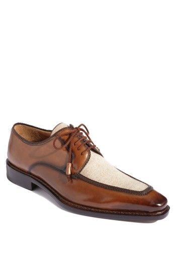 Free shipping and returns on Mezlan 'Petrolo' Oxford (Online Only) at Nordstrom.com. Lightweight linen distinguishes the apron toe of a hand-burnished oxford.