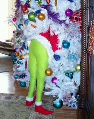 The grinch that stole Christmas by thebrambelpatch on Etsy