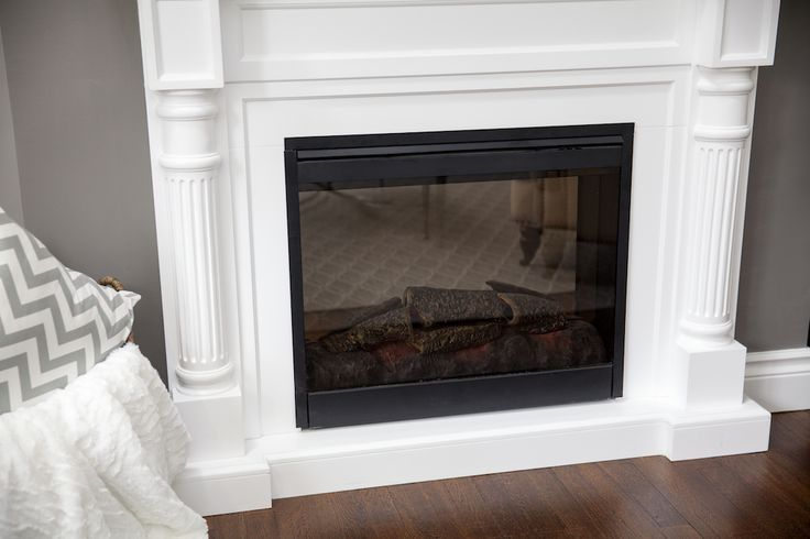 Living Room Winston Electric Fireplace Insert DIMPLEX
