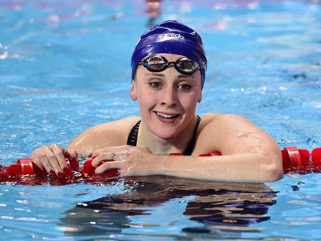 Result: Team GB's Siobhan-Marie O'Connor wins silver in 200m individual medley