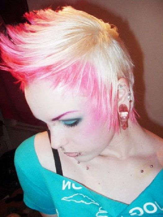 Best 20+ Short punk hairstyles ideas on Pinterest | Punk ...