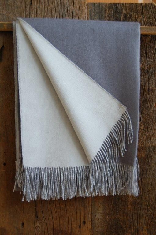 #LinenWay #Throw #BabyAlpaca Throw #BabyAlpaca #Double-sided Throw #Modern #100% Baby Alpaca