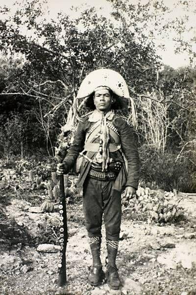 Canário: perneiras em ação, 1936 - Cangaço - Nordeste - Brasil