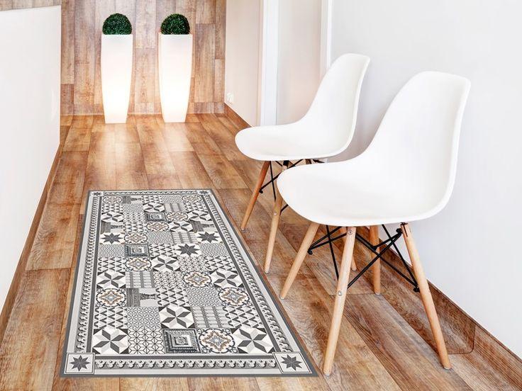 Les 7 meilleures images du tableau tapis carreaux de for Tapis carreaux de ciment maison du monde