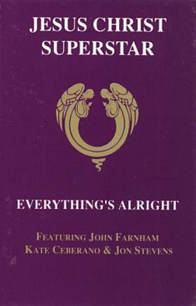 Everything's Alright (1992)  John Farnham, Kate Ceberano and Jon Stevens ...