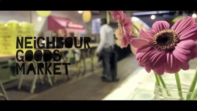 The Neighbourgoods Market / Cape Town