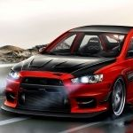 Mitsubishi Lancer 2014 high quality wallpapers