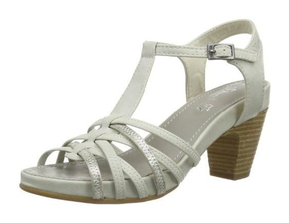 S.OLIVER 5-28305-22 WHITE/SILVER