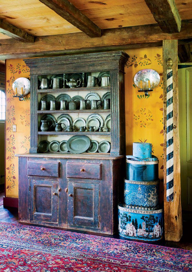Imitation Antique Home