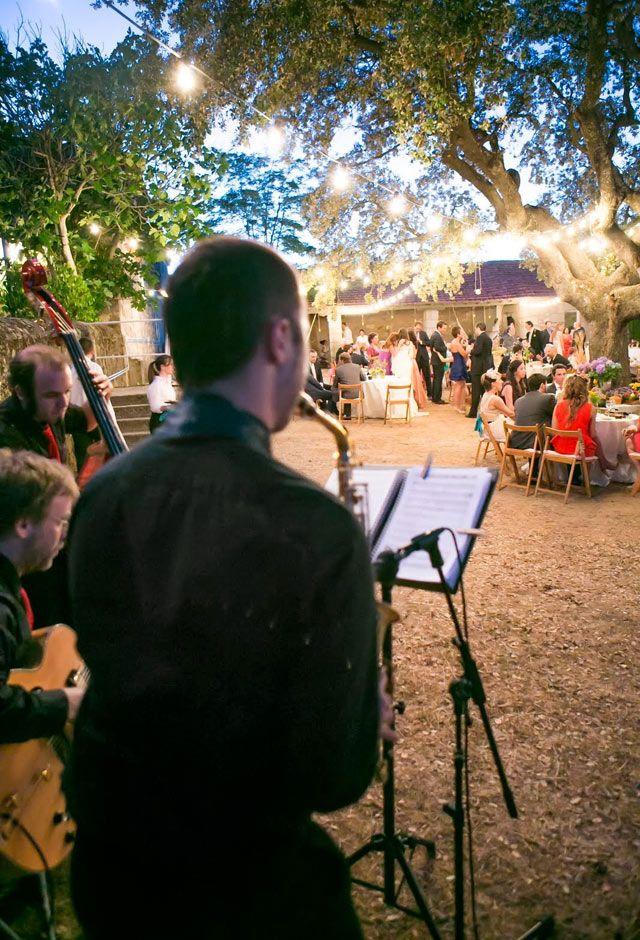 Boda de Angélica de Alburquerque - Casilda se casa- Iluminación nocturna