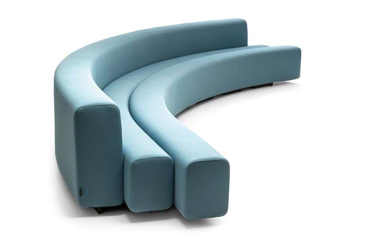 Osaka Sofa by La Cividina, now available at Haute …