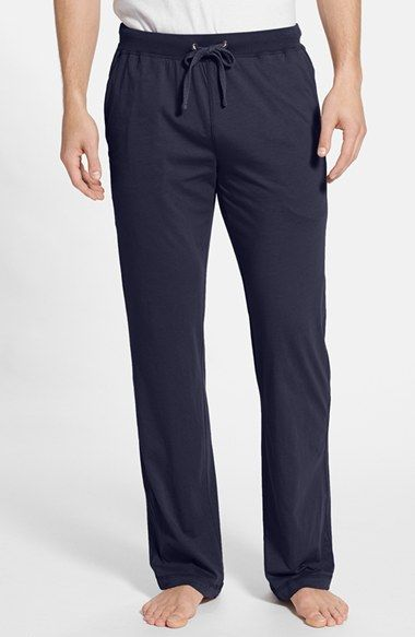 Free shipping and returns on Daniel Buchler Peruvian Pima Lightweight Cotton Lounge Pants at Nordstrom.com. Peruvian pima cotton creates lightweight, extra-soft pants styled with an elastic-drawstring waist.