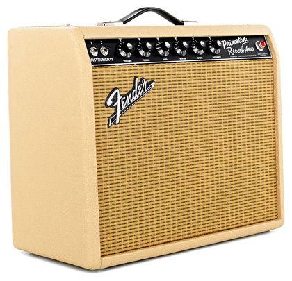 Fender 65 Princeton Reverb Blonde Reissue