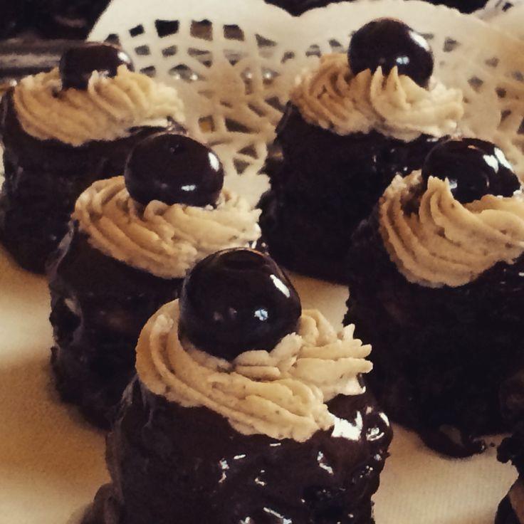 castagna torta al cioccolato